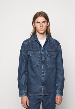 CLOSED - ARMY OVER  - Shirt - mid blue