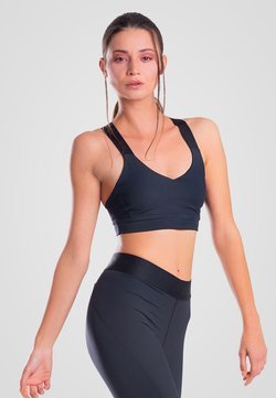 Zoe Leggings - ESSENTIALS  - Sport BH - black