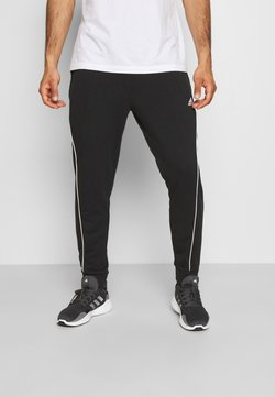 adidas Performance - FAVS  - Jogginghose - black/white