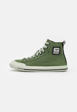 Diesel - S-ASTICO MID CUT - Baskets montantes - olive