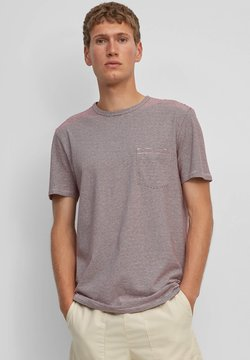 Marc O'Polo DENIM - T-Shirt print - multi/grape red