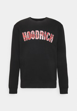 Hoodrich - PAISLEY PATTERN INFILL - Sweater - black/red