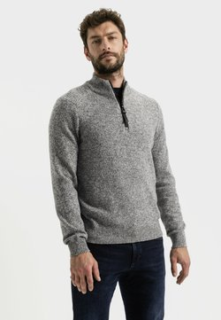camel active - Strickpullover - heather grey
