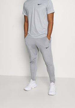 Nike Performance - PANT CAPRA - Jogginghose - particle grey/black