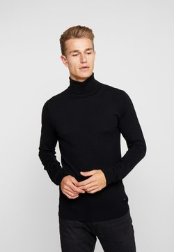 Petrol Industries - Strickpullover - black