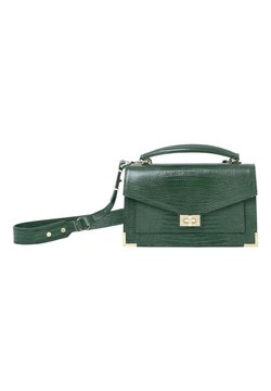 The Kooples - THE KOOPLES BAG EMILY MEDIUM LEZARD - Torba na ramię - green