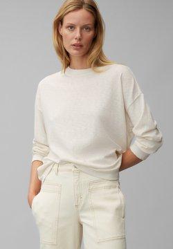 Marc O'Polo - Langarmshirt - chalk white
