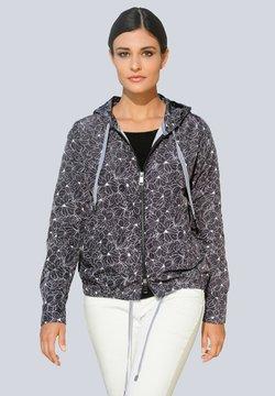 Alba Moda - Leichte Jacke - schwarz,weiß