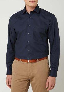 OLYMP - REGULAR FIT - Businesshemd - marineblau