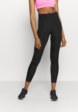 Nike Performance - AIR EPIC FAST - Tights - black/silver