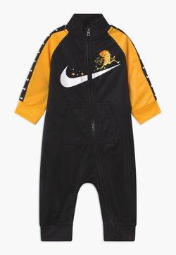 Nike Sportswear - ZIP - Haalari - black/yellow