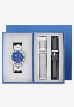 Carlheim - Rannekello ajanottotoiminnolla - silver-blue