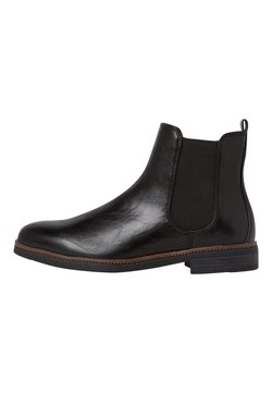 Marco Tozzi - CHELSEA BOOT - Ankle Boot - black antic