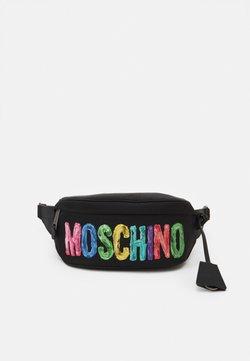 MOSCHINO - UNISEX - Vyölaukku - black