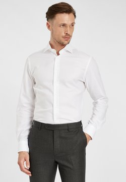 PROFUOMO - PROFUOMO SLIM FIT SHIRT - Businesshemd - white