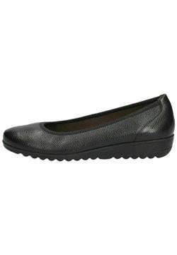 Caprice - Ballerinat - black nappa