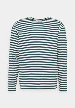 Minimum - ORVILLE  - Langarmshirt - majolica blue