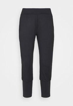 Sweaty Betty - GARY YOGA CAPRIS - Pantalones deportivos - black