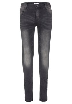 Name it - NITCLAS - Slim fit jeans - dark grey denim