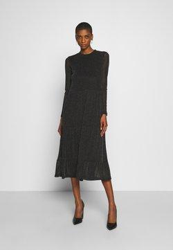 Kaffe - KADINAH DRESS - Sukienka letnia - black deep