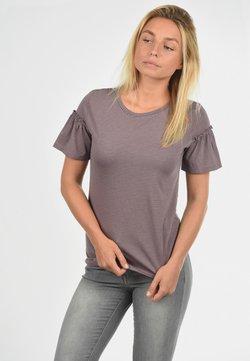 JDY - LINN - T-Shirt print - quail