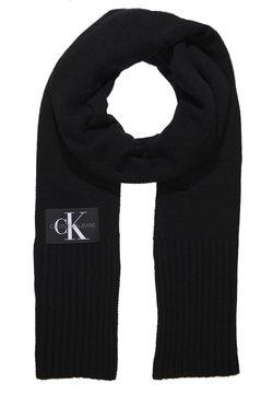 Calvin Klein Jeans - BASIC SCARF - Schal - black