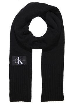 Calvin Klein Jeans - BASIC SCARF - Sciarpa - black