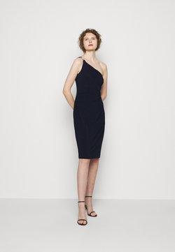 Lauren Ralph Lauren - CLASSIC DRESS  - Vestido de cóctel - lighthouse navy