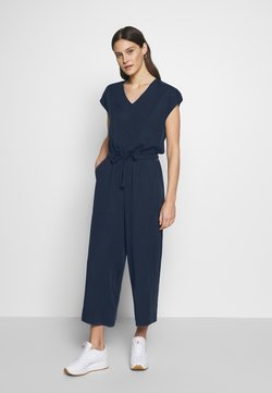 TOM TAILOR DENIM - OVERALL - Combinaison - real navy blue