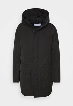 Calvin Klein Jeans - FAKE DOWN TECHNICAL  - Parka - black