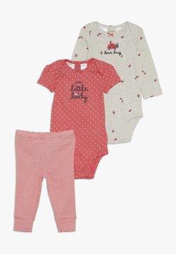 Carter's - GIRL LADYBUG BABY SET - Legging - pink