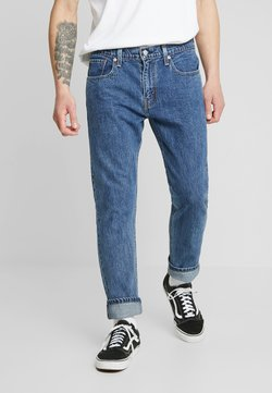 Levi's® - 502™ TAPER HI BALL - Jeans fuselé - blue comet base