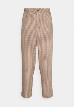 Afends - BLOODHOUND PANT - Chinot - toffee