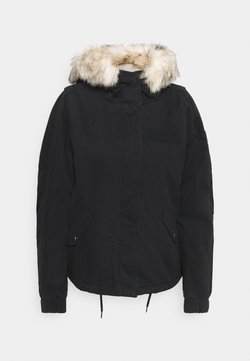 ONLY Tall - ONLMAY LIFE - Parka - black