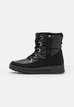 TOM TAILOR - Snowboot/Winterstiefel - black