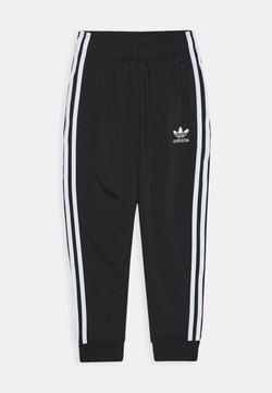 adidas Originals - ADICOLOR PRIMEGREEN PANTS - Træningsbukser - black/white