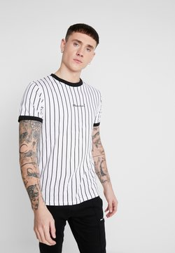 Nominal - SNOW - T-Shirt print - white