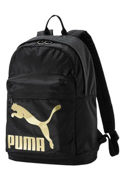Puma - ORIGINALS - Ryggsäck - black/gold