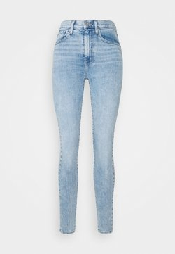 Levi's® - MILE HIGH SUPER SKINNY - Jeans Skinny Fit - spill the tea