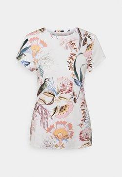 Ted Baker - JERIKKO - T-Shirt print - white