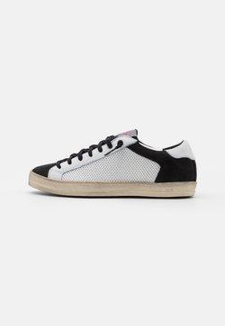 P448 - UNISEX - Sneaker low - black/white