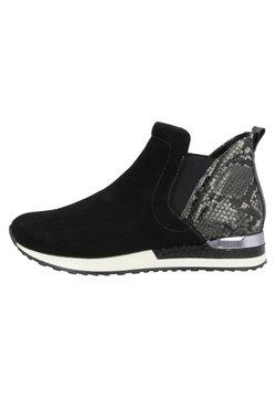 Remonte - Ankle Boot - schwarz-rauch-black