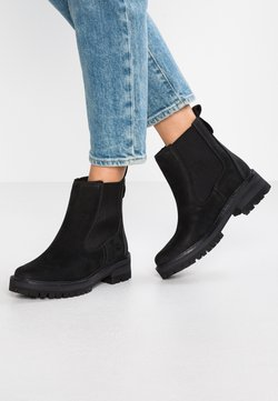 Timberland - COURMAYEUR VALLEY CHELSEA - Classic ankle boots - black