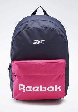 Reebok - ACTIVE CORE BACKPACK SMALL - Reppu - blue