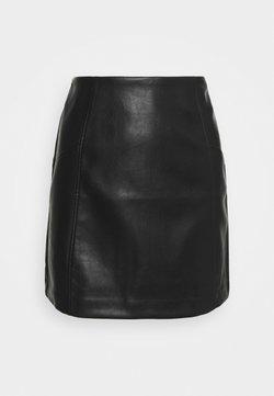 New Look Petite - SKIRT - Minirock - black