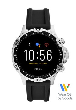 Fossil Smartwatches - GARRETT - Smartwatch - black