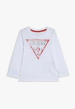 Guess - TODDLER CORE - Langarmshirt - true white