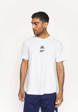 adidas Performance - ARSENAL LONDON TEE - Pelipaita - off white