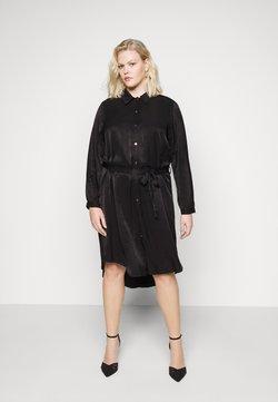 ONLY Carmakoma - CARTALIA DRESS - Day dress - black
