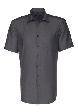Seidensticker - REGULAR FIT - Hemd - schwarz
